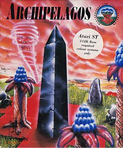 Archapelagos Game Design Artwork by Junior Tomlin