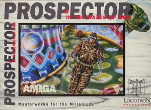 Prospector Game Design Artwork by Junior Tomlin