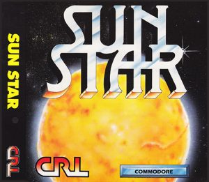 Sun Star Game Design Artwork by Junior Tomlin