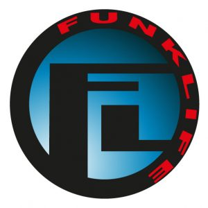 Funk Life Logo designed by Junior Tomlin