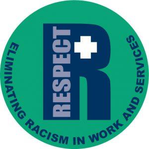 Respect Logo designed by Junior Tomlin